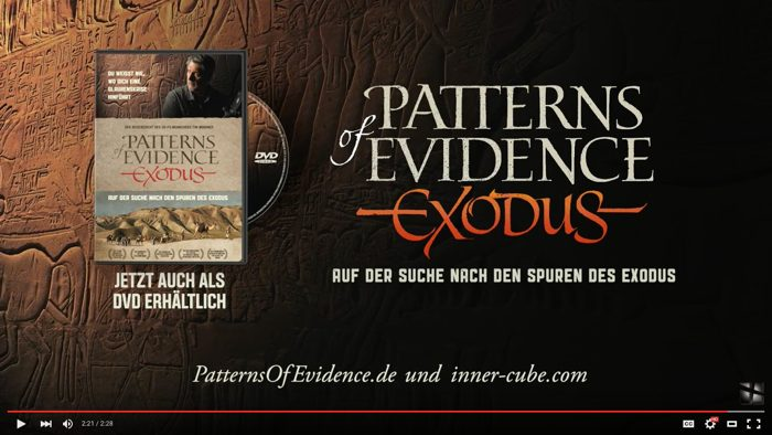 Patterns of Evidence – Trailer (lang)