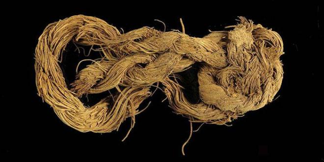 Hochentwickelte Textilien aus der Zeit von König Salomo gefunden