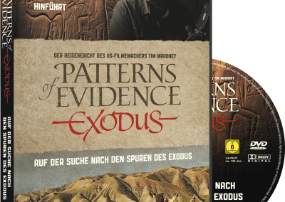 PATTERNS OF EVIDENCE-DVD-1