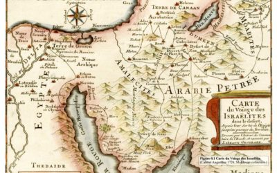 Auf der Suche nach dem verlorenem Meer des Exodus