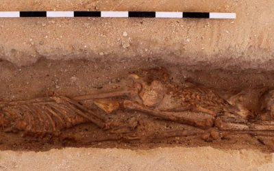 Teil 1 – Antiker Sklaven-Friedhof In Ägypten entdeckt – Könnte es sich um Hebräer handeln?